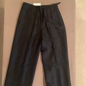 Ann Taylor black slacks NWT